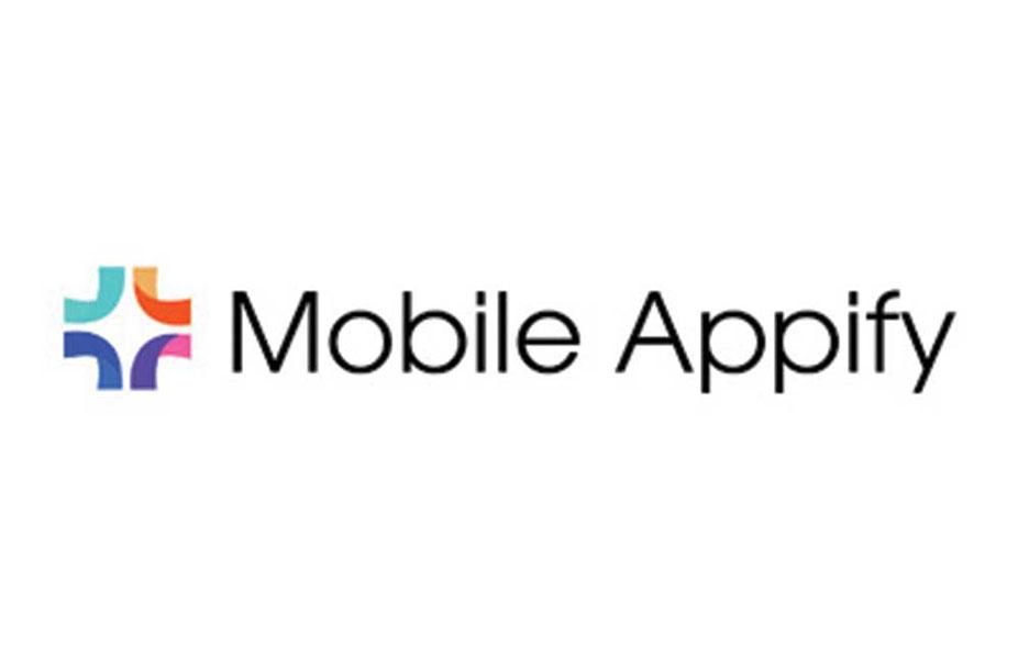 mobile appify portfolio 1 - Home
