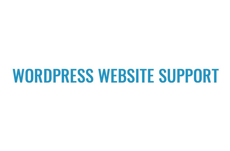 wordpress website support porfolio 1 - Home
